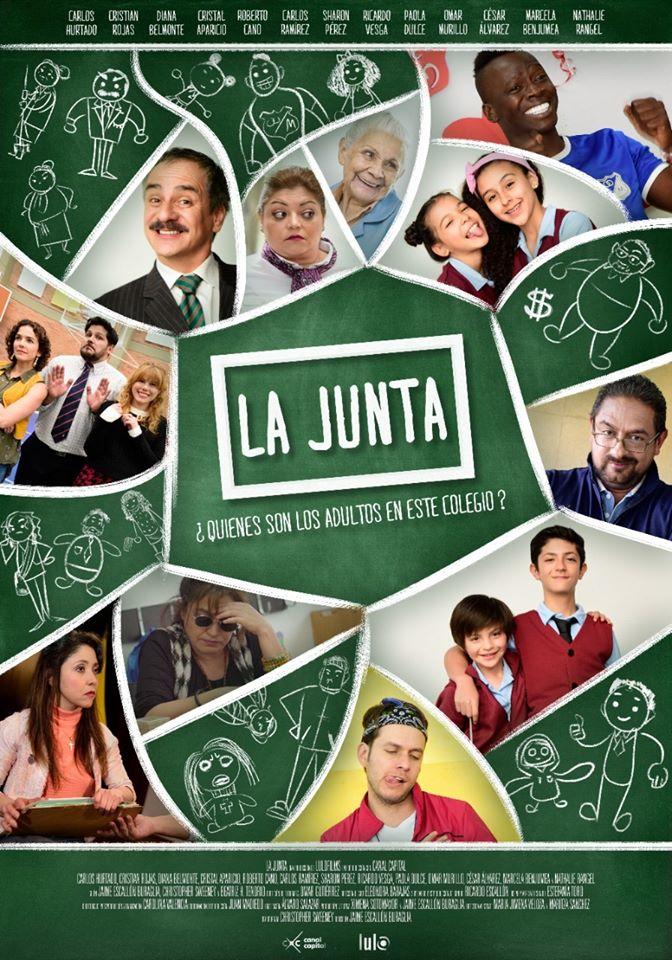 Sketch comedy TV/webseries La Junta